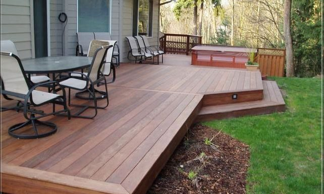 AVOIDING WOOD DECK WOES