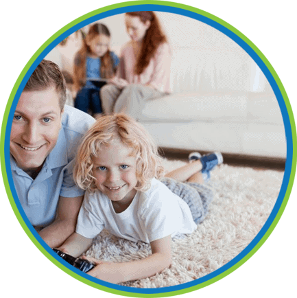 ProDry Floor Care Carpet Cleaning